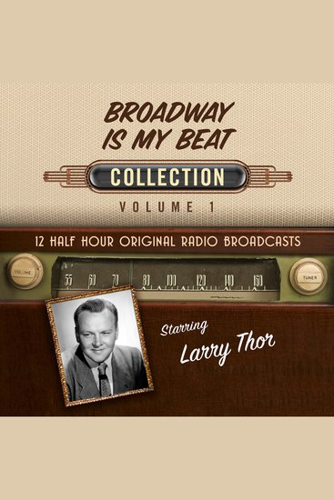 Broadway Is My Beat Collection 1 - cover