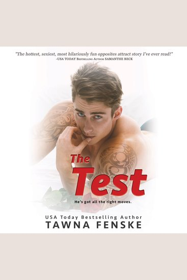 The Test - cover