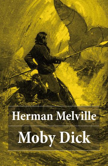 Moby Dick (Edición completa) - cover