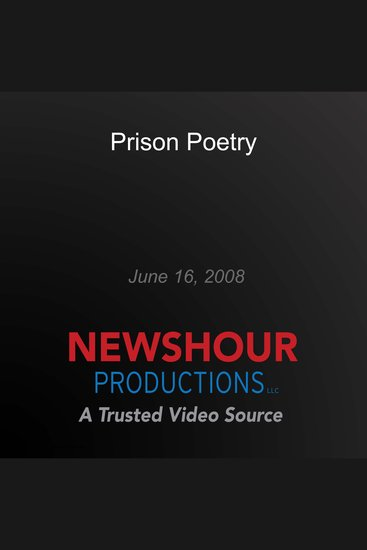 Prison Poetry - cover