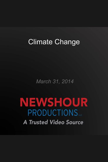 Climate Change - cover