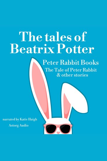The Tales of Beatrix Potter Peter Rabbit books - cover