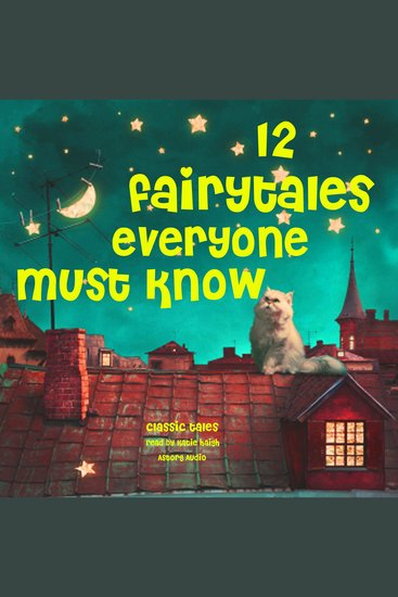 12 fairytales everyone must know - cover
