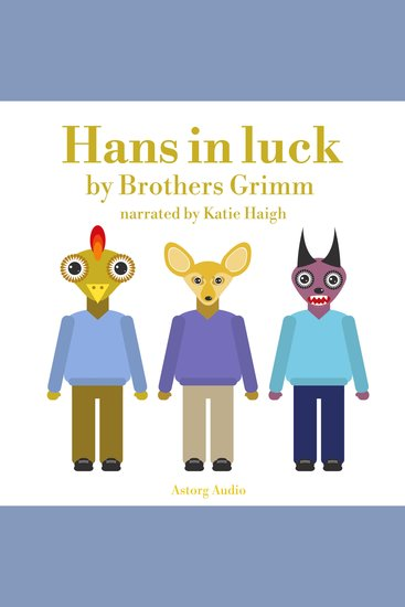 Hans in Luck - cover