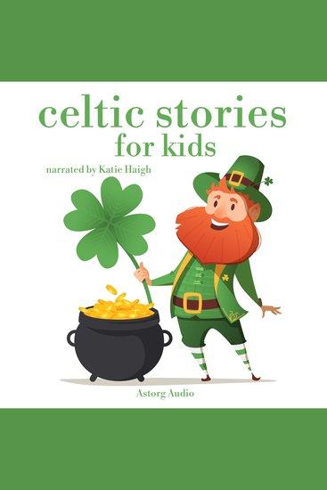 Celtic stories for kids - cover