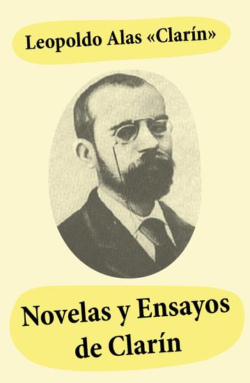 Novelas y ensayos de Clarín - cover