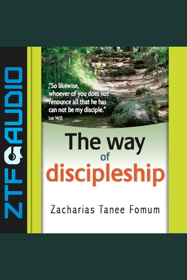 The Way of Discipleship - cover
