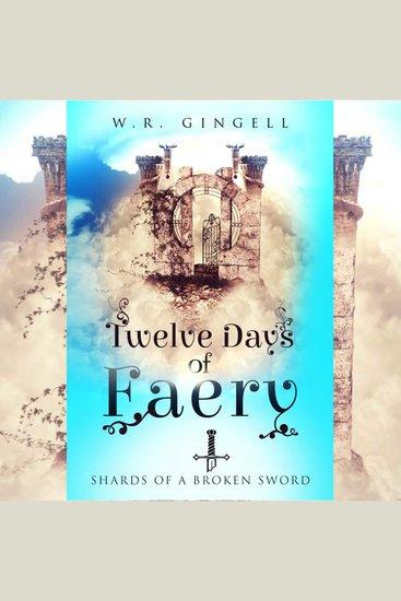Twelve Days of Faery - cover