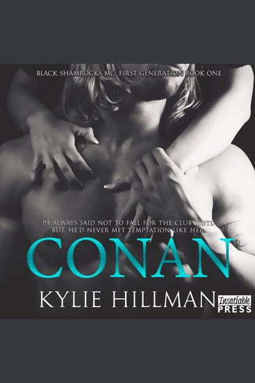 Conan - Black Shamrocks MC: First Generation Book 1 - cover