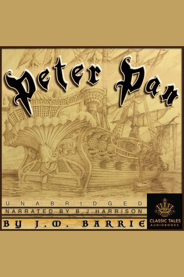 Peter Pan [Classic Tales Edition] - cover