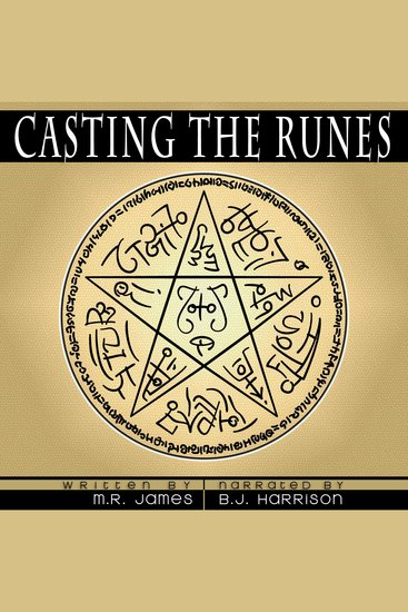 Casting the Runes [Classic Tales Edition] - cover