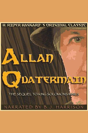 Allan Quatermain [Classic Tales Edition] - cover