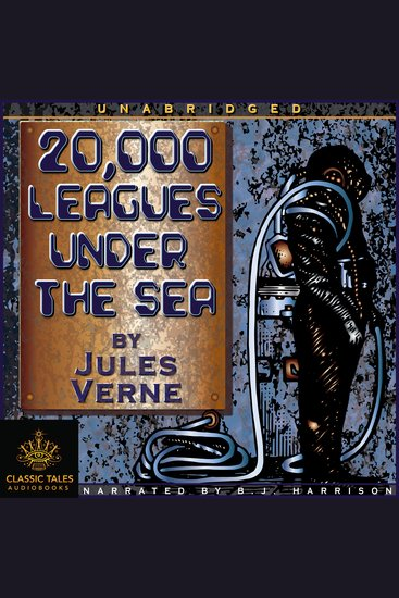 20000 Leagues Under the Sea [Classic Tales Edition] - cover