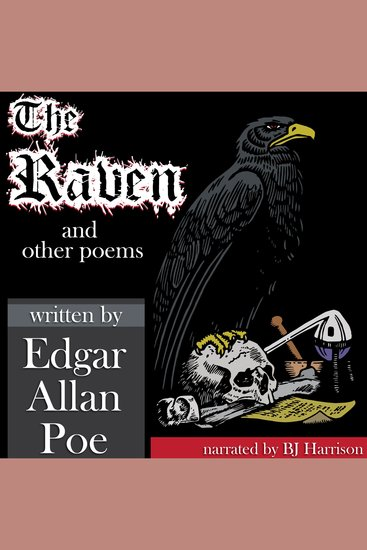 Raven and Other Poems The [Classic Tales Edition] - cover