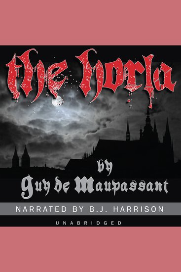 Horla The [Classic Tales Edition] - cover