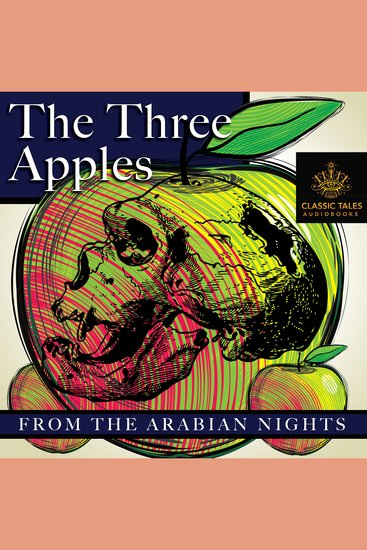 The Three Apples - From the Arabian Nights - cover