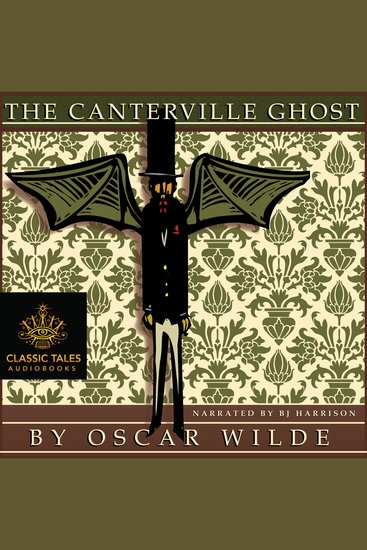 The Canterville Ghost - Classic Tales Edition - cover