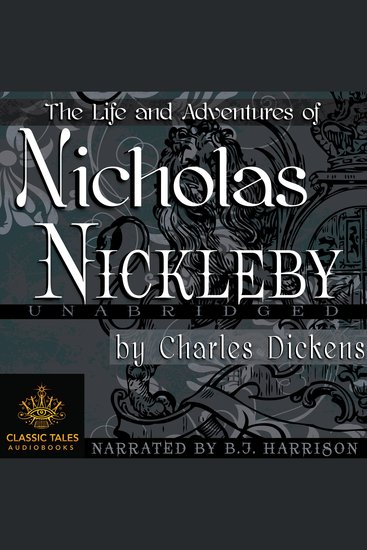 Nicholas Nickleby [Classic Tales Edition] - cover