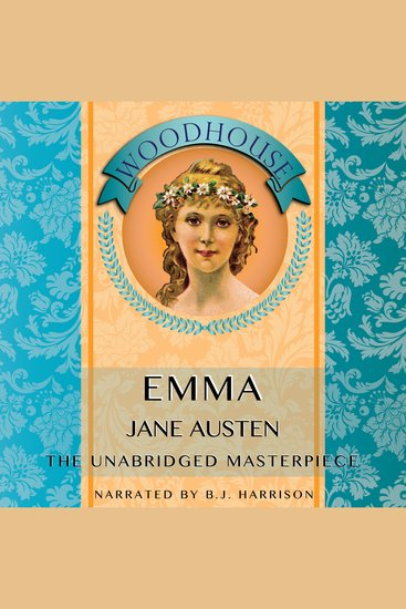 Emma [Classic Tales Edition] - cover