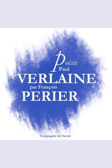 Poésie_Verlaine par François Périer - cover