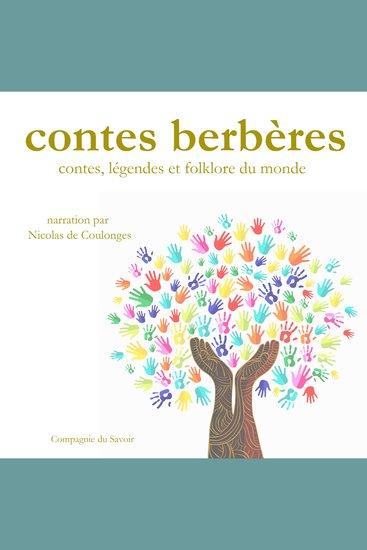 Contes berbères - cover