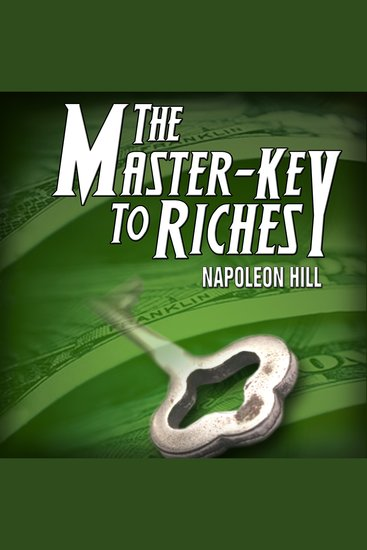The Master Key to Riches - cover