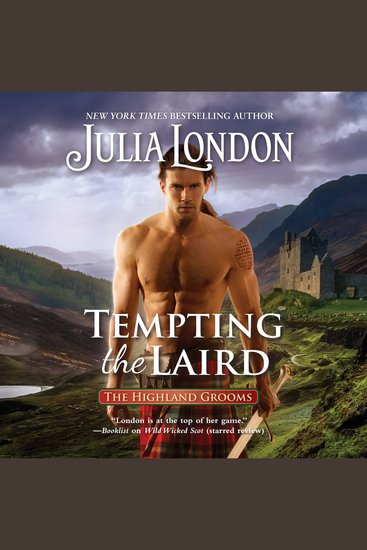 Tempting the Laird - cover