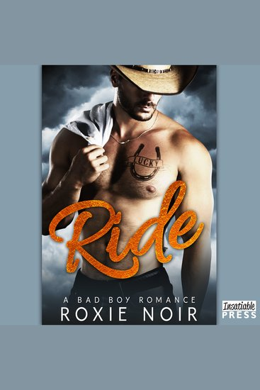 Ride - A Bad Boy Romance - cover