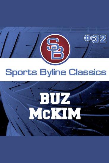 Sports Byline: Buz McKim - cover