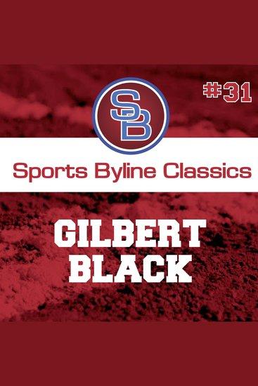 Sports Byline: Gilbert Black - cover