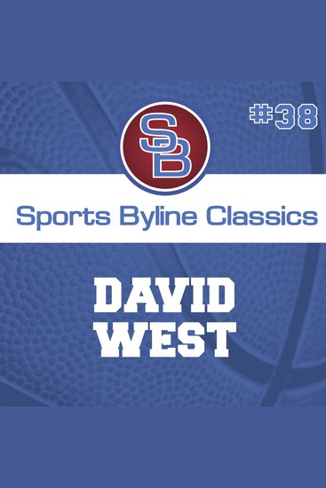 Sports Byline: David West - cover