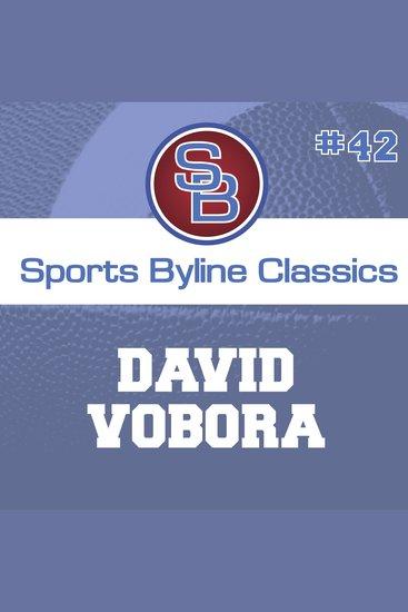 Sports Byline: David Vobora - cover