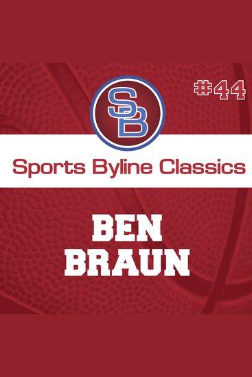 Sports Byline: Ben Braun - cover
