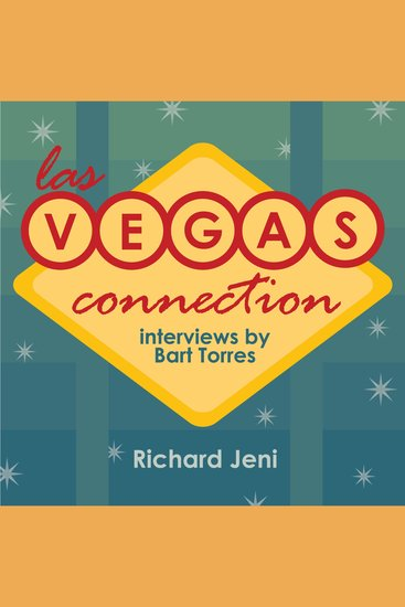 Las Vegas Connection: Richard Jeni - cover