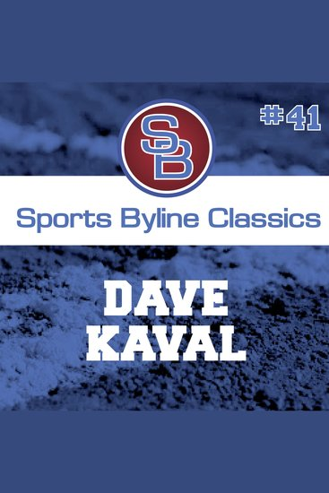 Sports Byline: Dave Kaval - cover