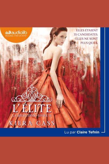 La Sélection 2 - L'Elite - cover