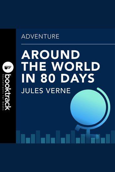 Around the World in Eighty Days - cover