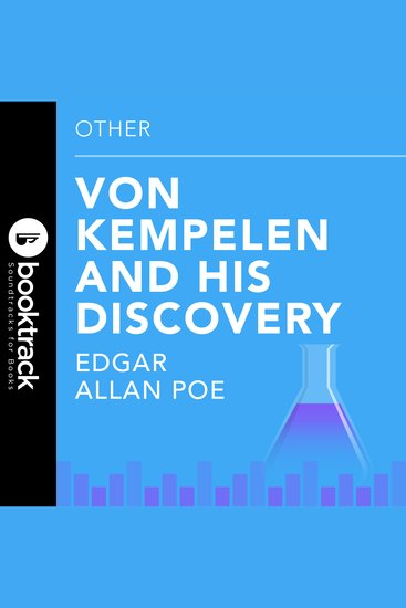 Von Kempelen And His Discovery - cover