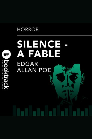 Silence - A Fable - cover