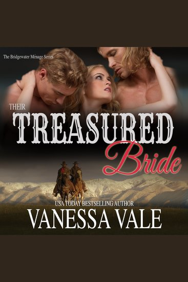 Their Treasured Bride - cover