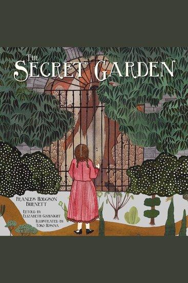 The Secret Garden - cover