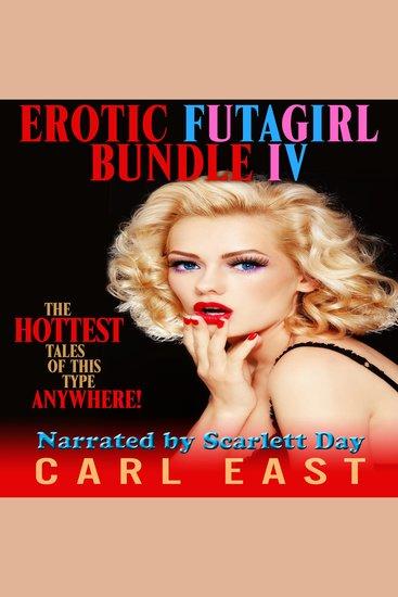 Erotic Futagirl Bundle IV - cover