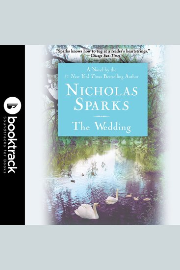 The Wedding - Booktrack Edition - cover