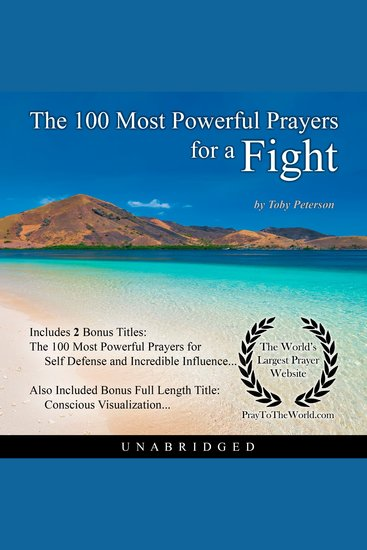 The 100 Most Powerful Prayers for a Fight - cover