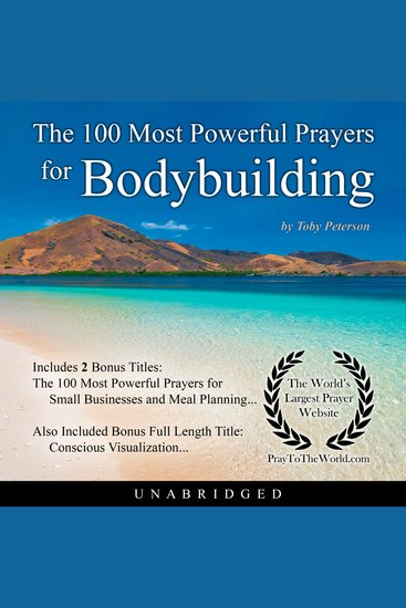 The 100 Most Powerful Prayers for Bodybuilding - cover