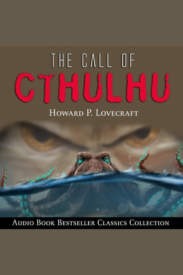Call of Cthulhu The: Audio Book Bestseller Classics Collection - cover