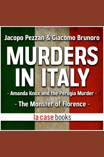 Murders in Italy - cover