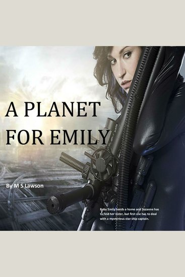 Planet for Emily A - cover