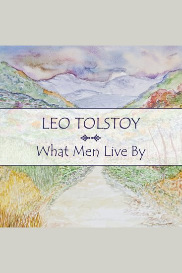 What Men Live By - cover