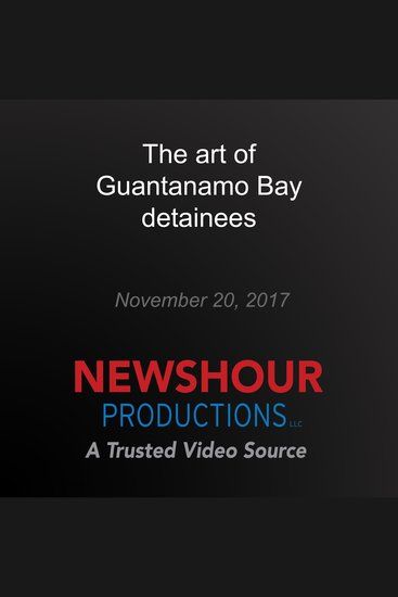 The art of Guantanamo Bay detainees - cover